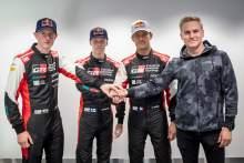 Esapekka Lappi Lengkapi Line-Up Toyota untuk WRC 2022