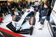 Williams keen not to 'apportion any blame' for F1 car delays