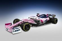 Racing Point meluncurkan mobil F1 baru