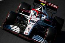Giovinazzi hopes best-ever qualifying will help secure F1 seat