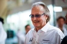 Influential McLaren F1 shareholder Mansour Ojjeh dies