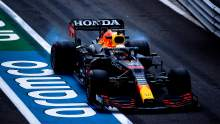 Verstappen 0.008s clear of Mercedes in French GP second practice