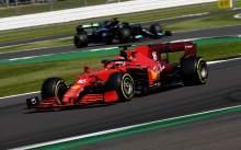 Podium di Silverstone, Ferrari Masih Cari Jawaban untuk Masalah Ban