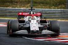 """Alfa Romeo F1 test debut a """"dream come true"""" - Pourchaire"""
