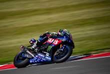 British Superbike, Brands Hatch – Latihan Gratis 2 Hasil