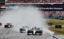 """FIA says German GP standing start was """"simple decision"""""""