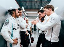 "Mercedes 'angry' after getting Singapore GP ""so wrong"""