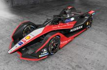 Nissan FE squad reveals new-look livery for 2019/20 season