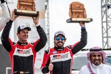 Alonso 'not ready' to win Dakar on debut