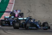 Wolff says Mercedes' returned to 'old form' at US GP