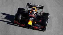 """Mobil F1 Red Bull 2020 """"pasti merupakan peningkatan"""" - Verstappen"""