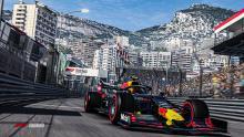 As it happened: F1 Monaco Virtual Grand Prix