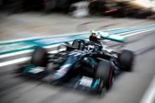 F1 2020 Rusia Grand Prix: Kualifikasi - Seperti yang terjadi