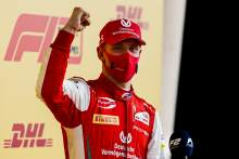 Daruvala wins epic F2 Bahrain finale as Schumacher is crowned champion