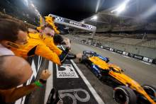 McLaren secure P3 in F1 championship as Sainz avoids penalty