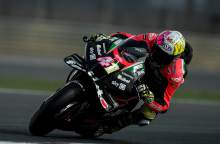Aleix: Aprilia 'competitive' - we deserve to dream, fight with the best