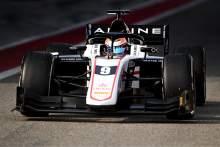 Lundgaard在巴林的F2考试的第二天最快最快