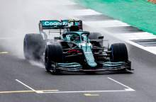 'Very difficult' for Aston Martin to top F1's congested midfield