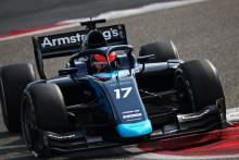 Marcus Armstrong Tutup Hari Terakhir Tes F2 Bahrain di Posisi Puncak