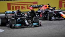 Mercedes has 'no strengths' over Red Bull in F1 2021