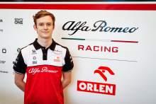 Ilott appointed Alfa Romeo F1 reserve driver, to drive in Portimao FP1