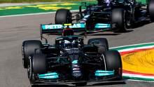 Bottas fastest again as Verstappen stops, Leclerc crashes in FP2