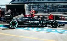 F1 GP Rusia: Bottas Pimpin Mercedes 1-2 pada Free Practice 1