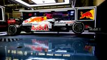 Red Bull present white Honda F1 tribute livery for Turkish GP