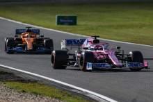 Racing Point Optimis Finis Tiga Besar Jika Sedikit Lebih Beruntung
