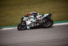 Chaz Davies fastest on opening day of Aragon WorldSBK test