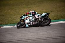 Chaz Davies fastest on opening day of Aragon WorldSBK test