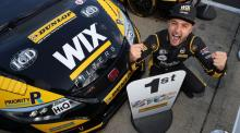 Goff doubles up with Diamond Jubilee pole