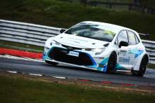 BTCC hybrid test car completes over 100 laps at Oulton Park ahead of 2022
