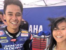 Wawancara Shaina… Galang Hendra!