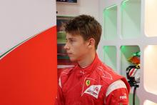 Arthur Leclerc bergabung dengan akademi pengemudi muda Ferrari