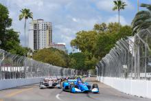 IndyCar opener at St Peterburg to run behind closed doors