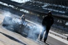 Mobil Indy berpenampilan baru terus mendapatkan tanggapan positif