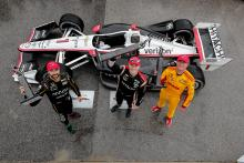 IndyCar Grand Prix Alabama - Hasil Balapan