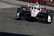 Newgarden mengalahkan Dixon ke tiang Toronto IndyCar