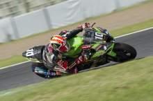 Rea, Lowes and Mahias to lead Kawasaki Suzuka 8 Hours effort
