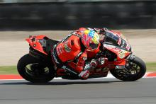 Brookes leads Ducati 1-2-3 in Donington FP3