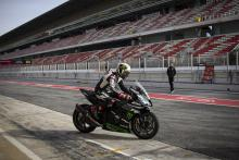 2021 Official Barcelona WorldSBK Test, Wednesday - Day-One, Final