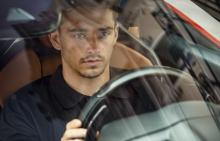 Leclerc turns movie star in high-speed remake of controversial film