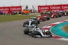 No decision yet over F1's two-race proposal for Chinese GP