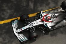 Formula 1 Monaco Grand Prix - Starting Grid