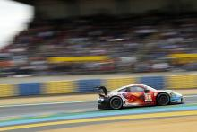24 Hours of Le Mans - Hour 3 Results
