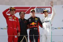 F1 Driver Ratings – Austrian Grand Prix
