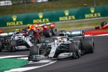 Peringkat Pembalap F1 - Grand Prix Inggris