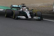 F1 Grand Prix Jepang - Grid Awal