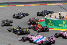 F1 Driver Ratings – Belgian Grand Prix